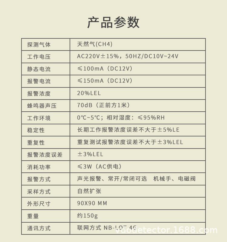 徐州氣體探測器