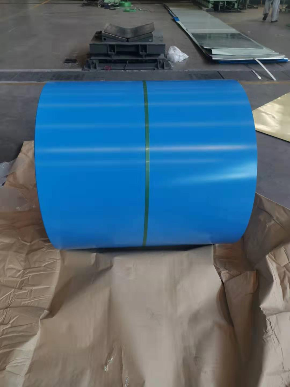 保定钢结构厂房彩涂钢卷