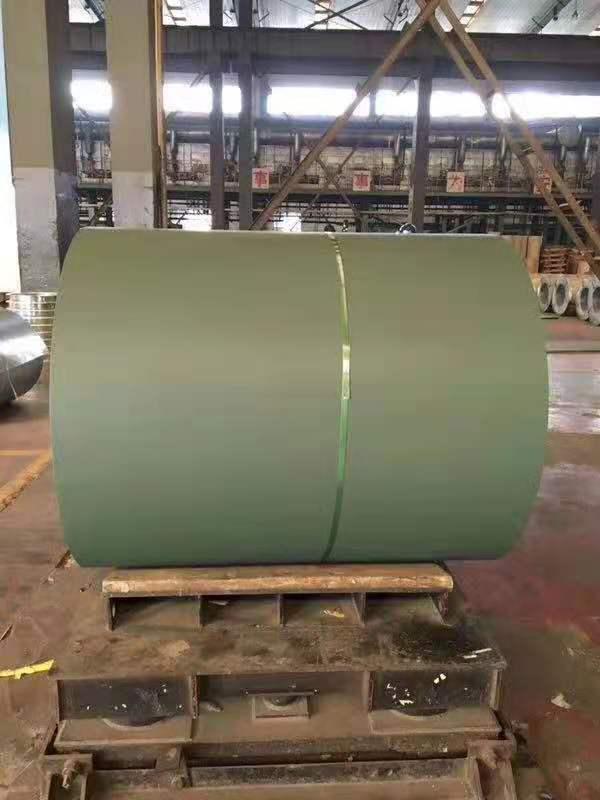 衡水产业园HDP彩涂钢板
