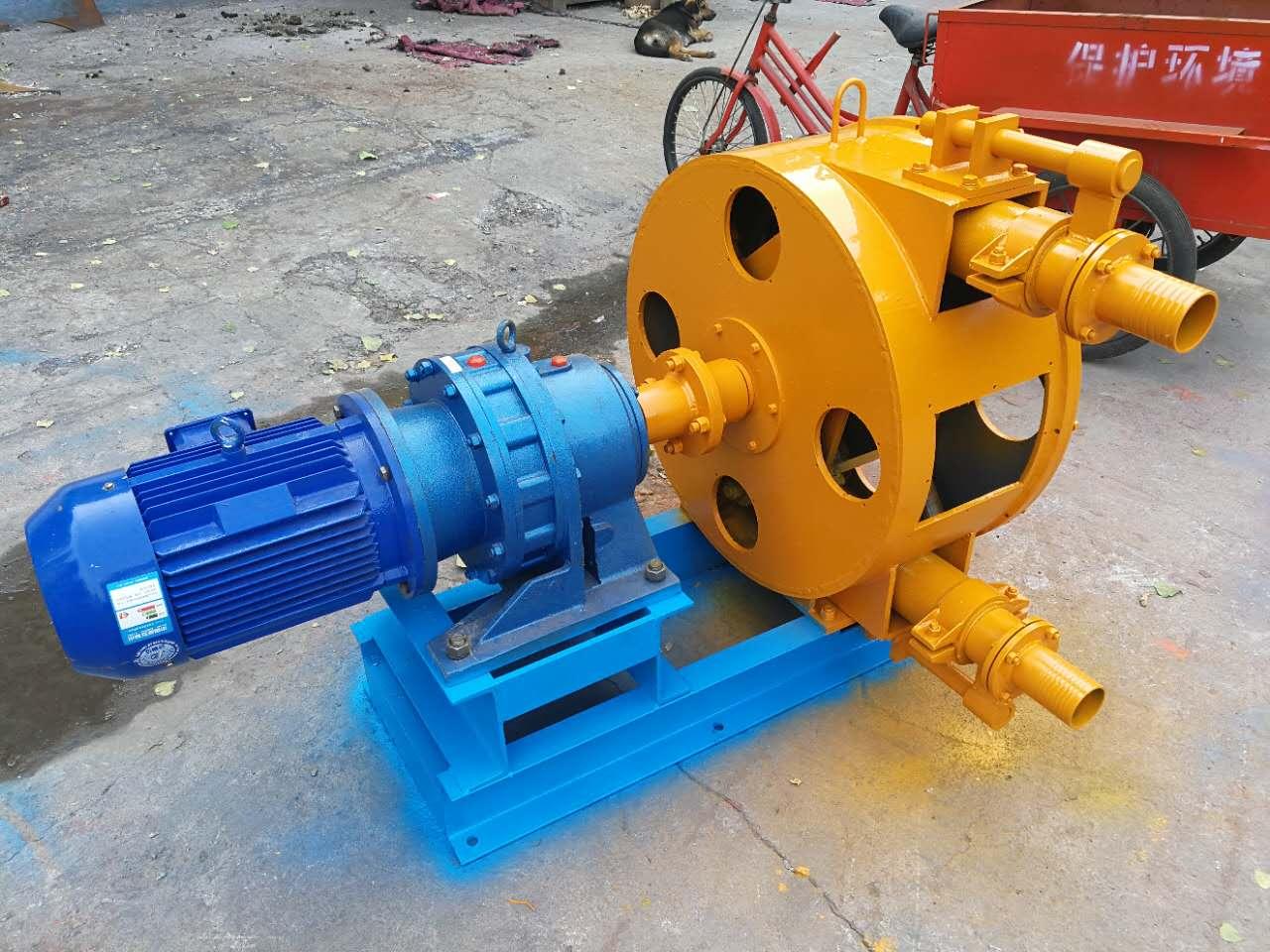 軟管泵生產廠家 桂林工業軟管泵廠家