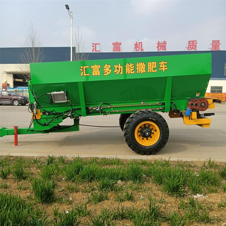 云南有机肥抛粪机