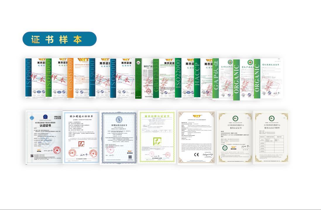 靠谱ISO9001质量管理体系流程