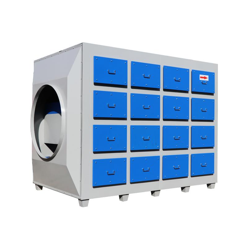 活性炭依附箱 珠海环保活性炭吸附环保箱 销售