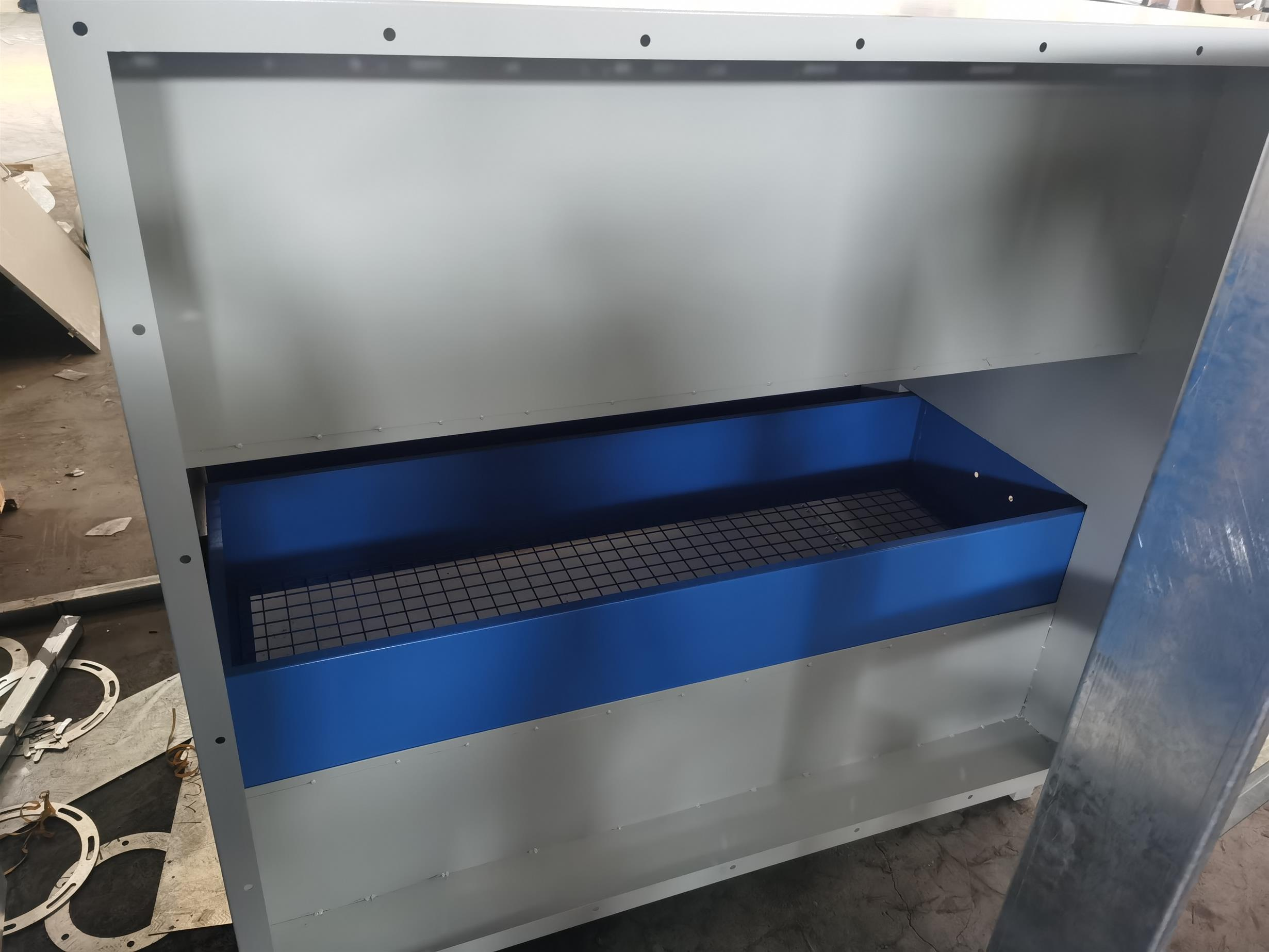 不锈钢环保箱 环保活性炭箱价格 生产厂家