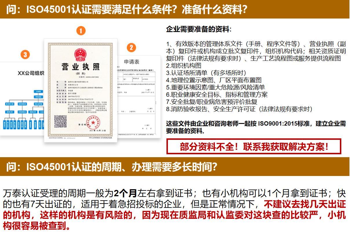 温州实施ISO认证