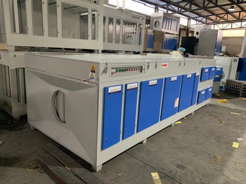 安装形式 光氧催化空气净化器