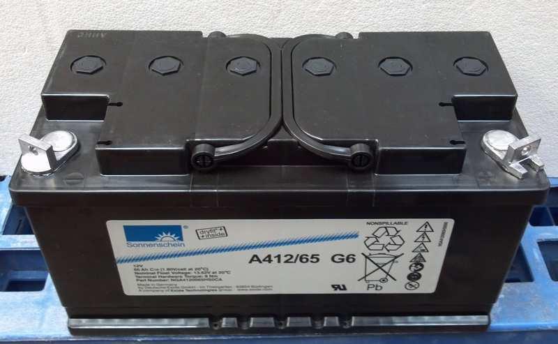 宣城德國陽光蓄電池型號