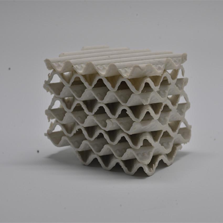 陶瓷波紋填料選擇 規整填料 **