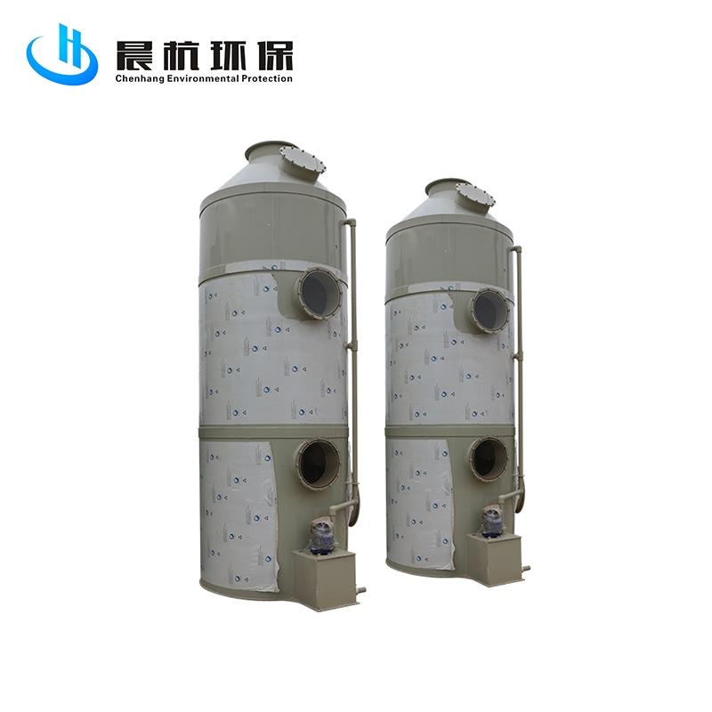 北京环保PP水喷淋塔 过环评