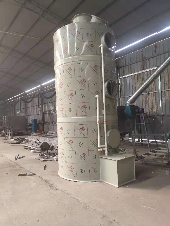 什么价格 喷淋除尘器 碳钢喷淋塔