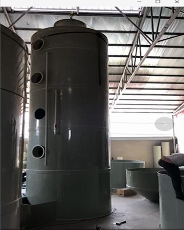 安全环保 pp废气处理喷淋塔
