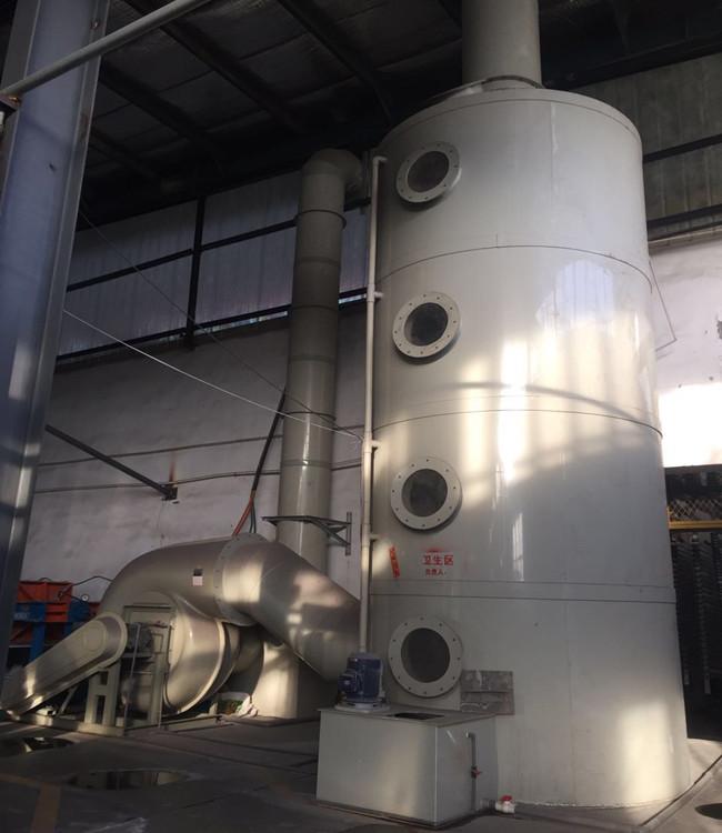 废气处理喷淋塔结构 性价比