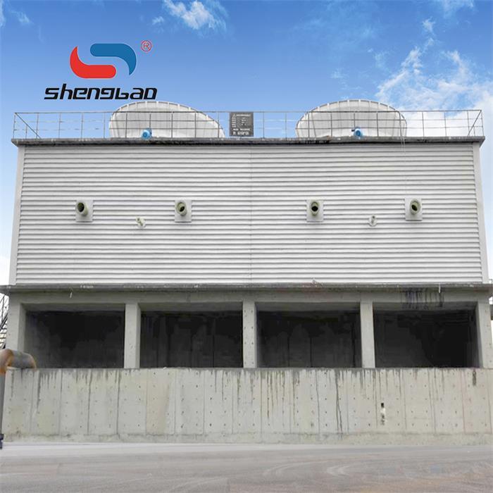 山東盛寶 風冷式冷卻塔 涼水塔生產廠