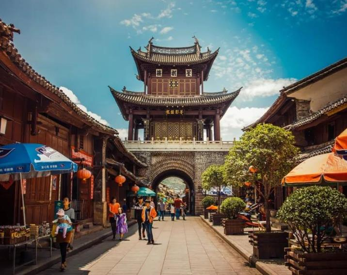 荊州古城古鎮建設規劃公司 規劃 古代建筑