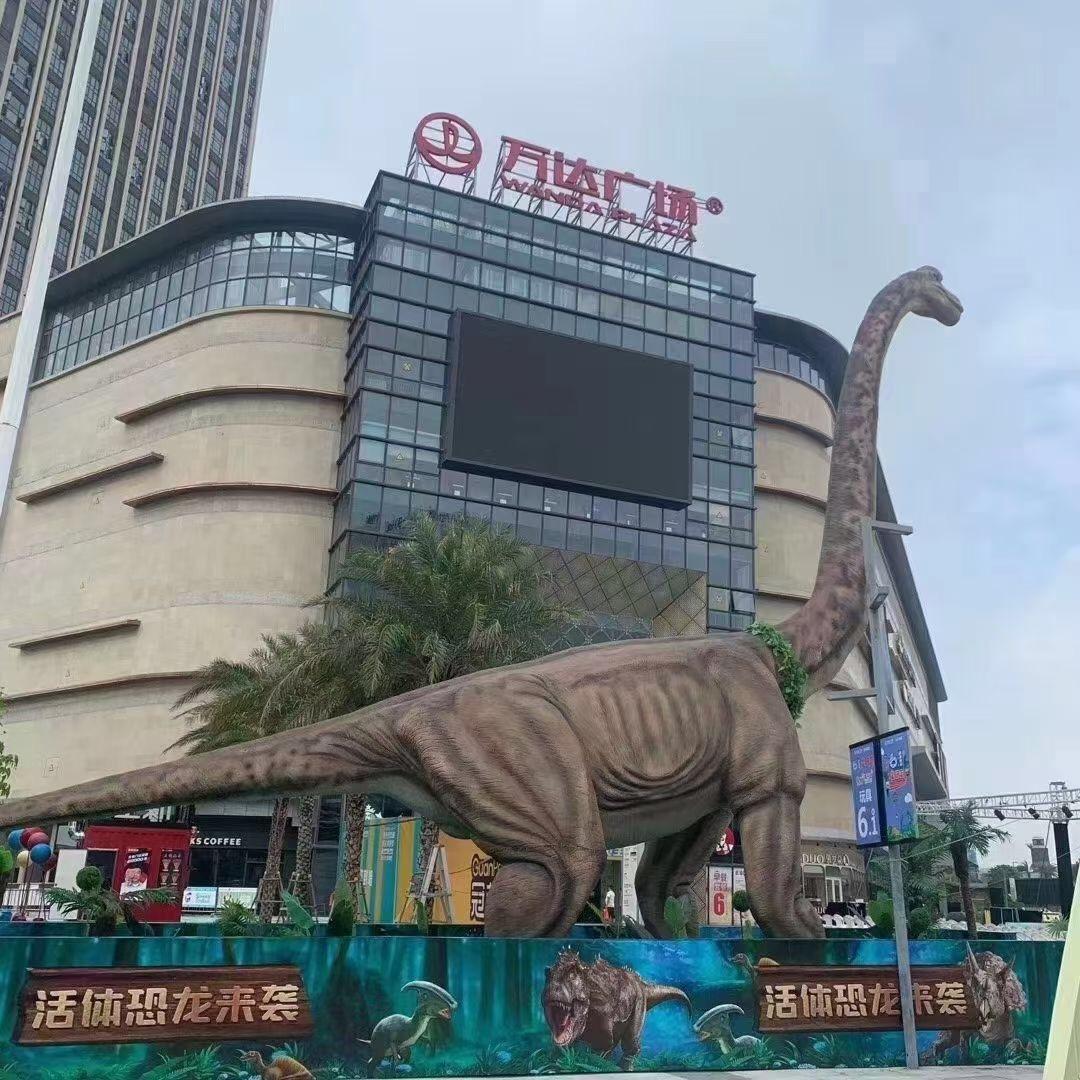 齐齐哈尔游乐园重返侏罗纪恐龙展 汕头景区仿真恐龙展出售