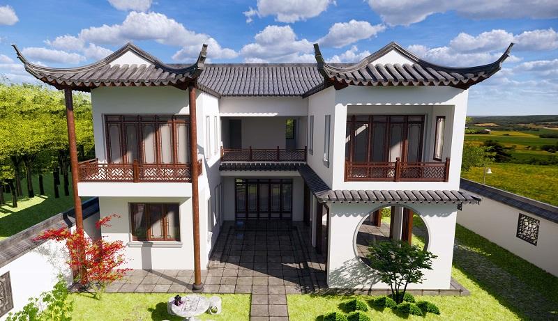 重慶中式仿古門窗