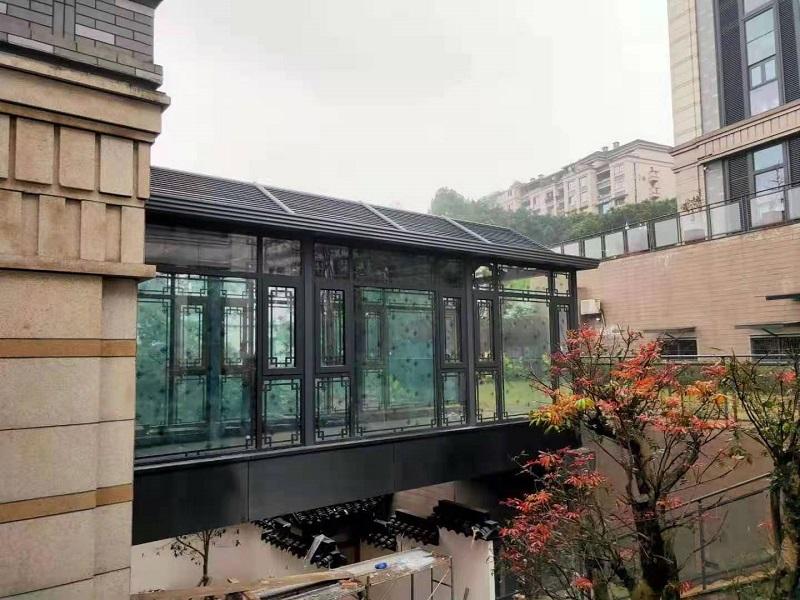 重慶中式鋁合金門窗