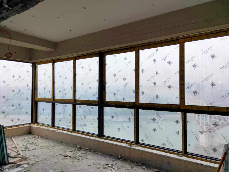 重慶三軌推拉窗安裝