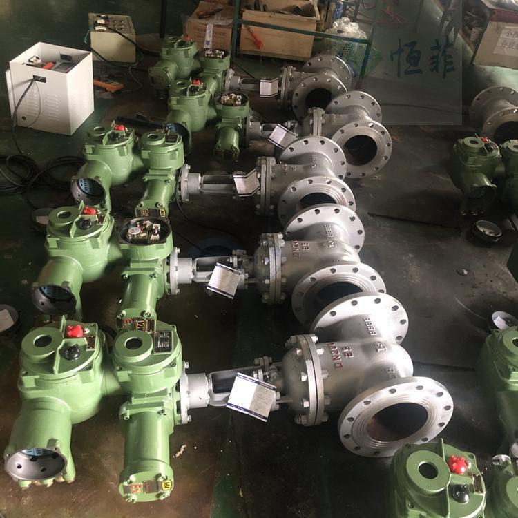 青海矿用隔爆型电动闸阀