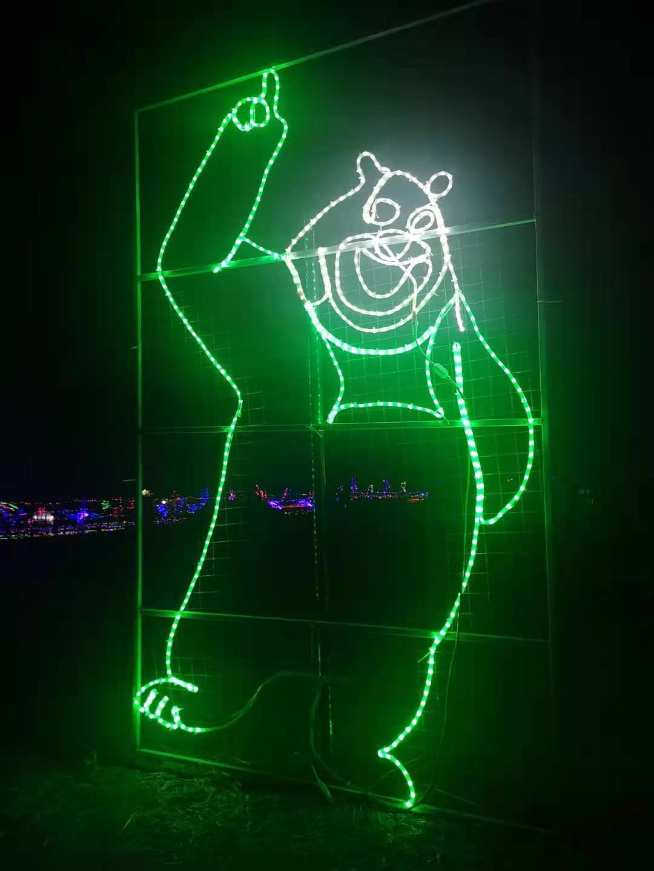 桂林燈光節出租廠家 燈光展出售
