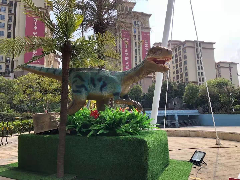 湖州恐龍模型出租價格表