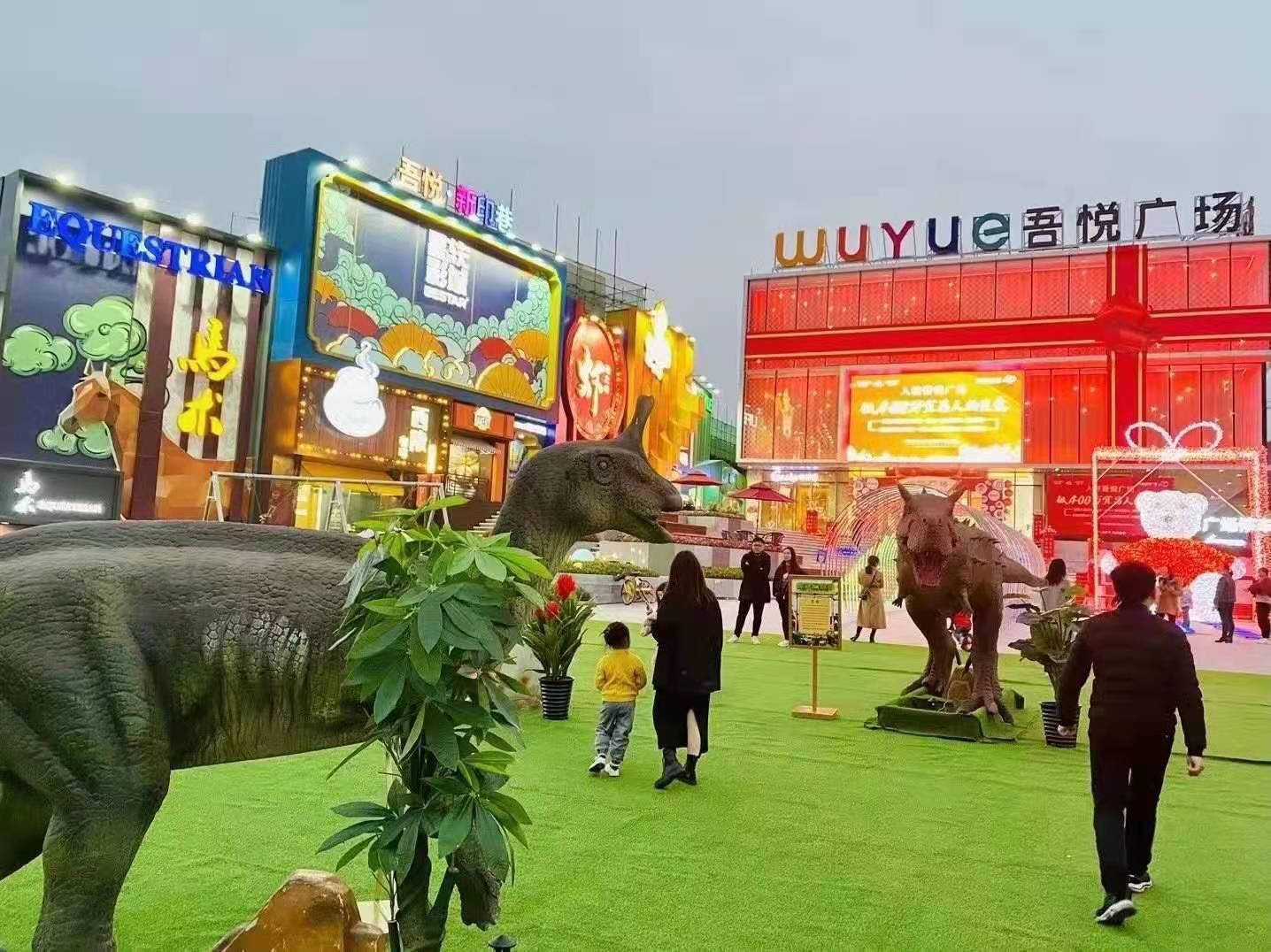 天津恐龍模型出租價格表 侏羅紀恐龍出租
