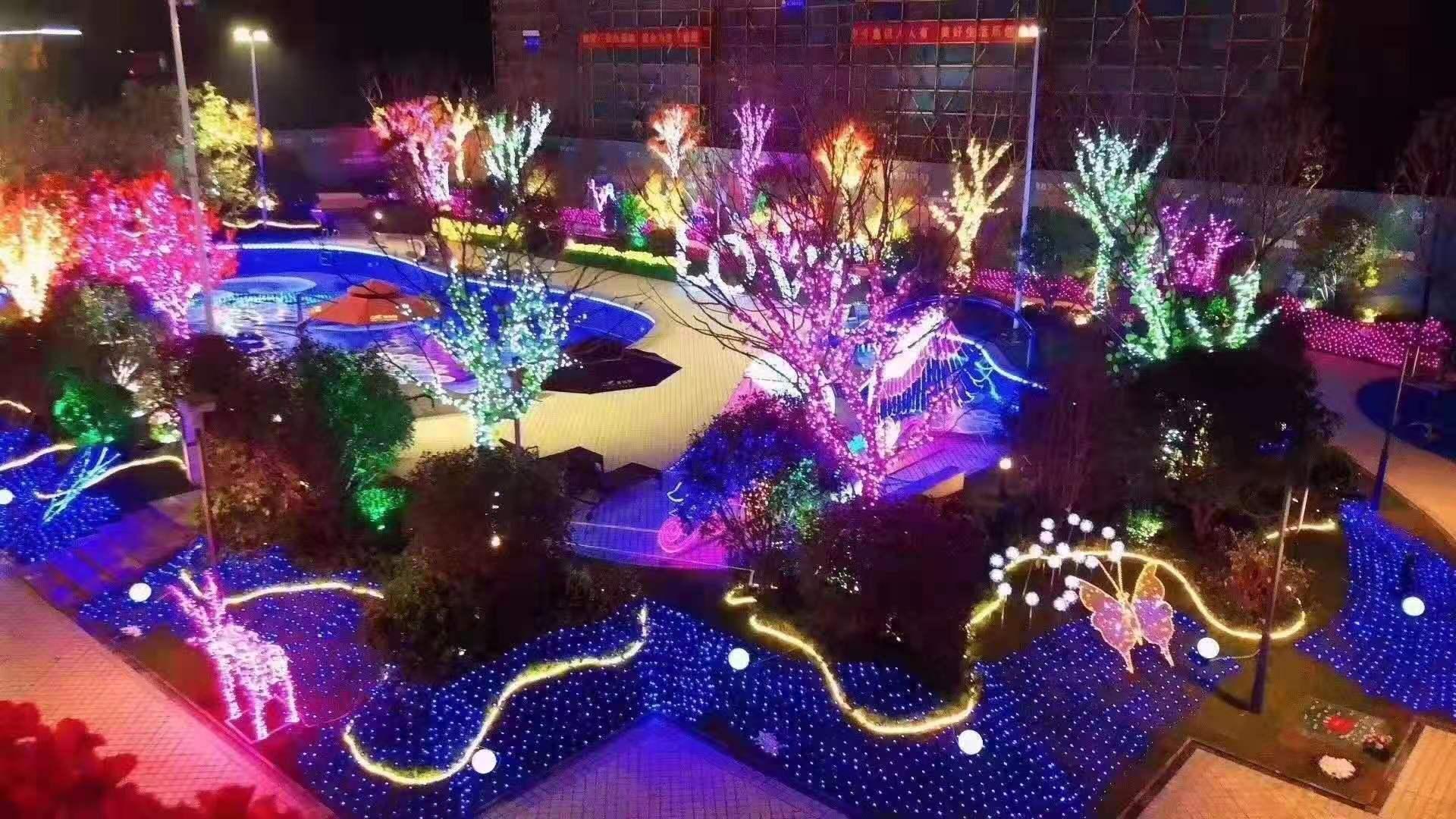 燈光造型定制廠家