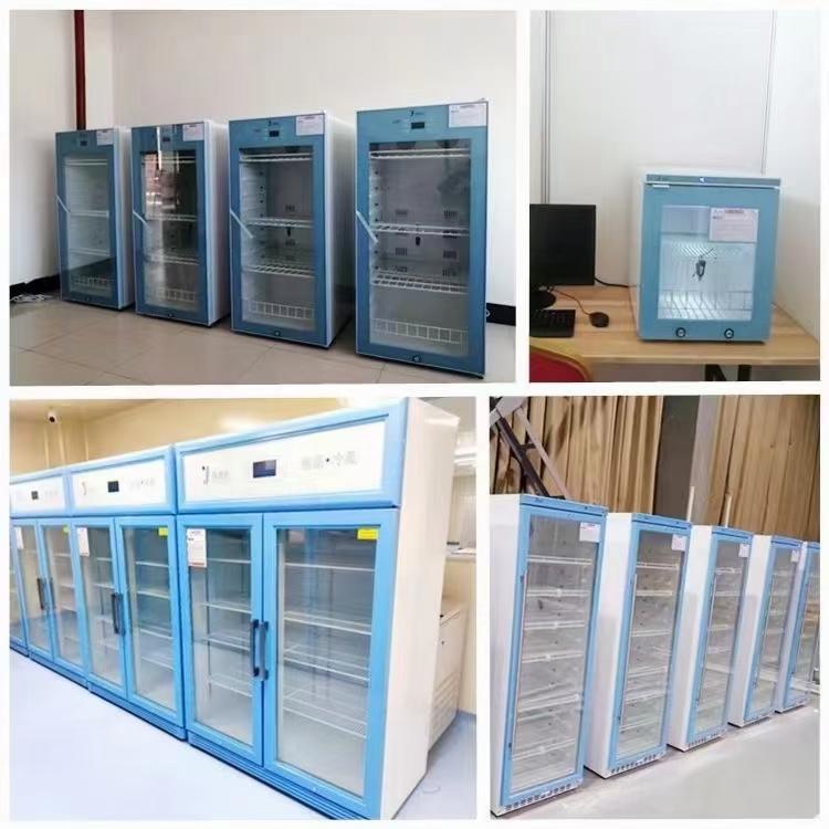 0-5度導電膠膜儲存冰箱 供貨