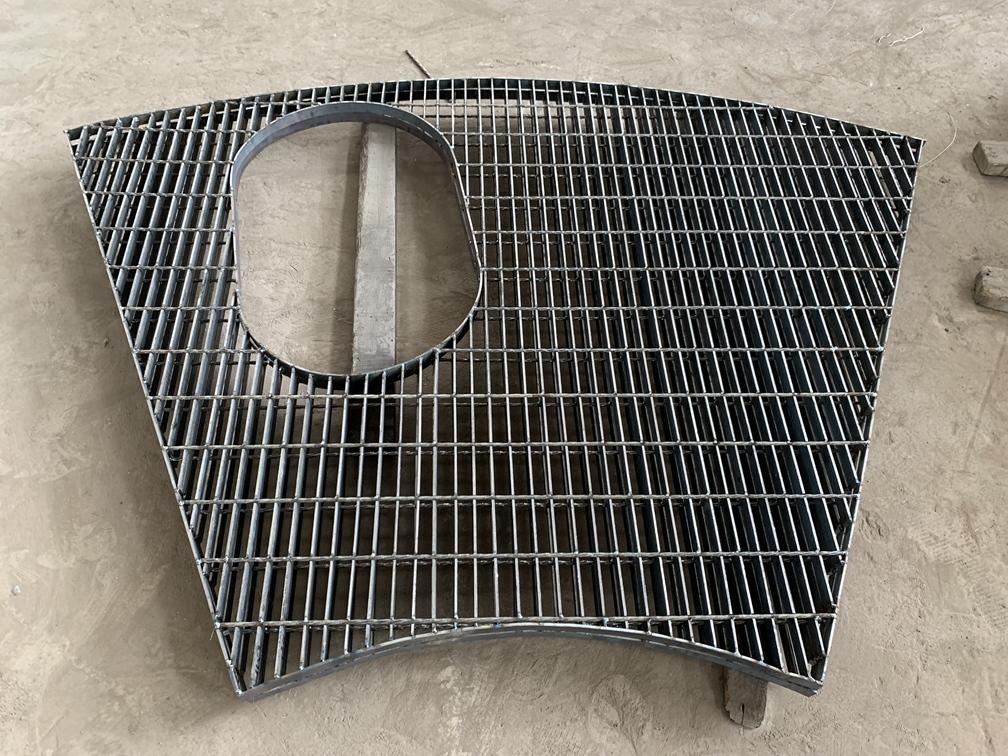 广州异形镀锌钢格板电话
