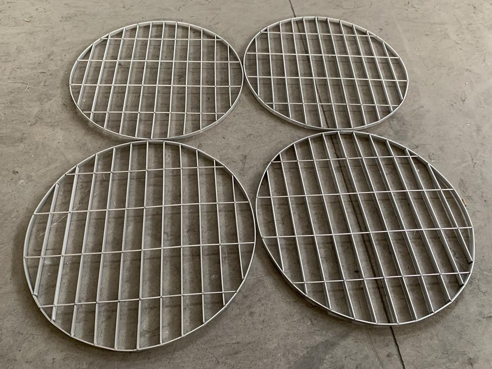 合肥互插镀锌钢格板报价