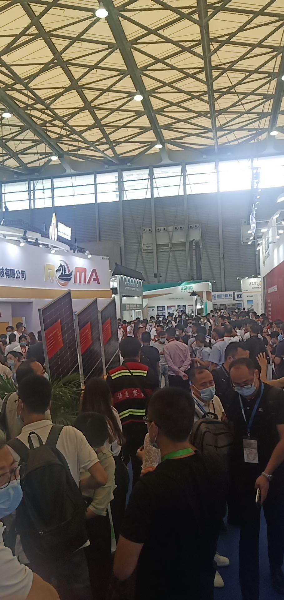储能2021上海光伏展2021年snec