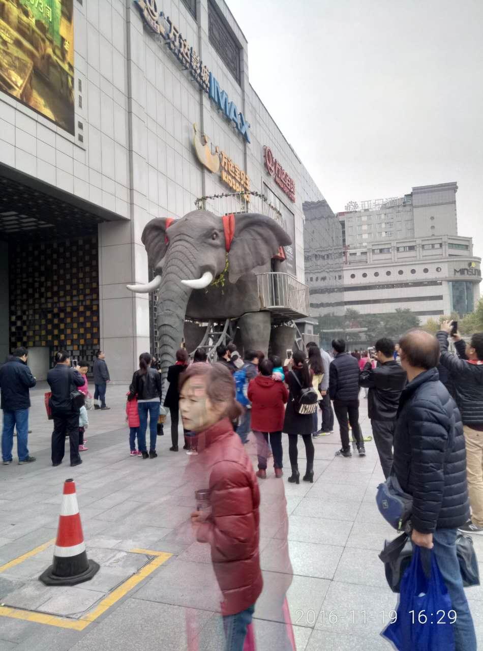 拉薩機械大象出租價格 巡游大象租賃