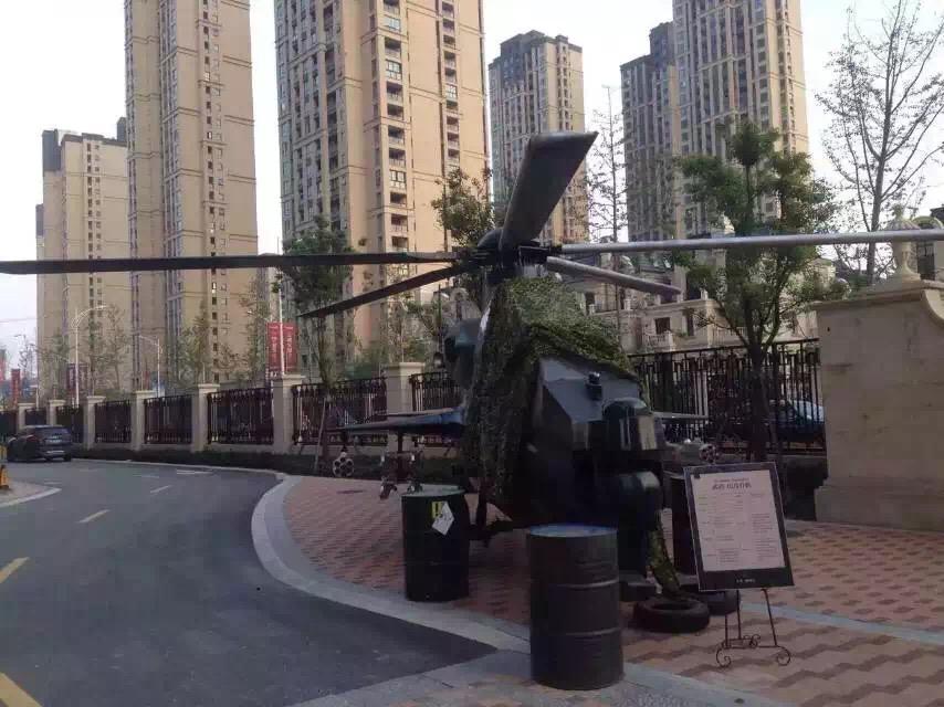 漳州軍事模型出租價格 直升機模型出租
