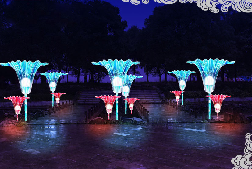 鶴壁燈光節設計