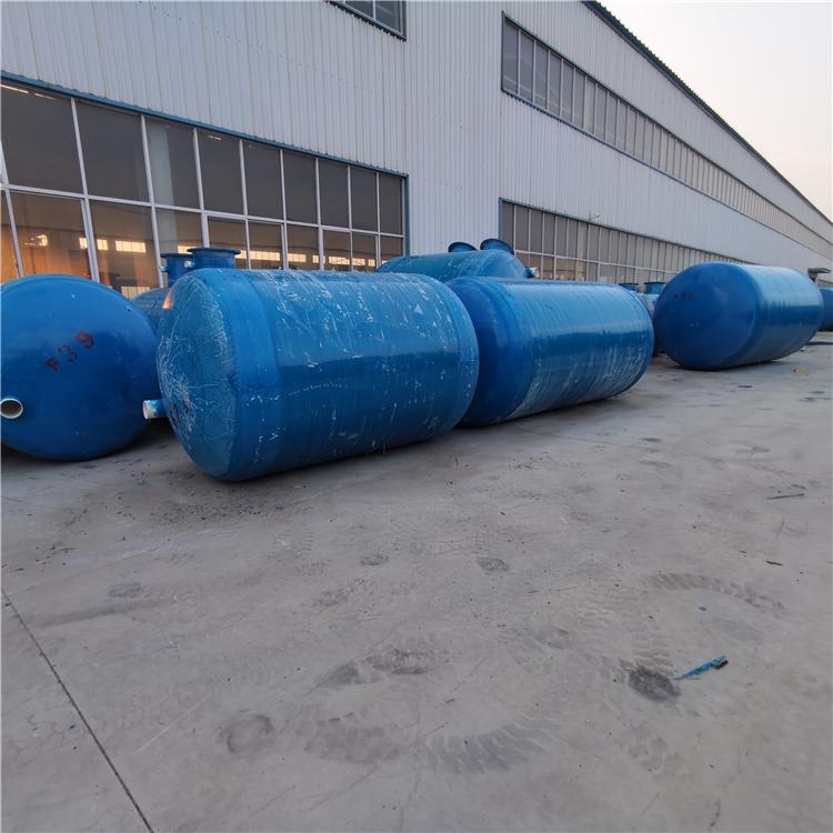 地埋式玻璃钢化粪池-尺寸