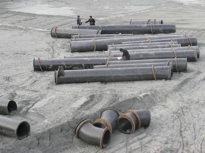 超高聚乙烯管道 超高疏浚管道