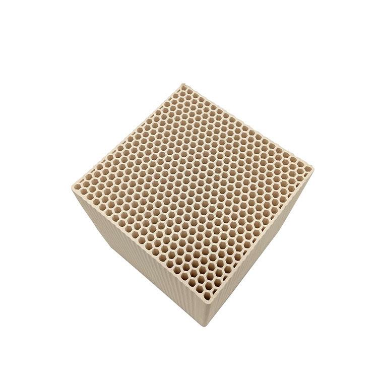 正六邊形 蜂窩陶瓷蓄熱體 萍鄉廠家 鋁質 致密莫來石