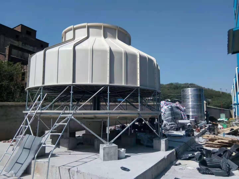 安阳圆形冷却塔厂