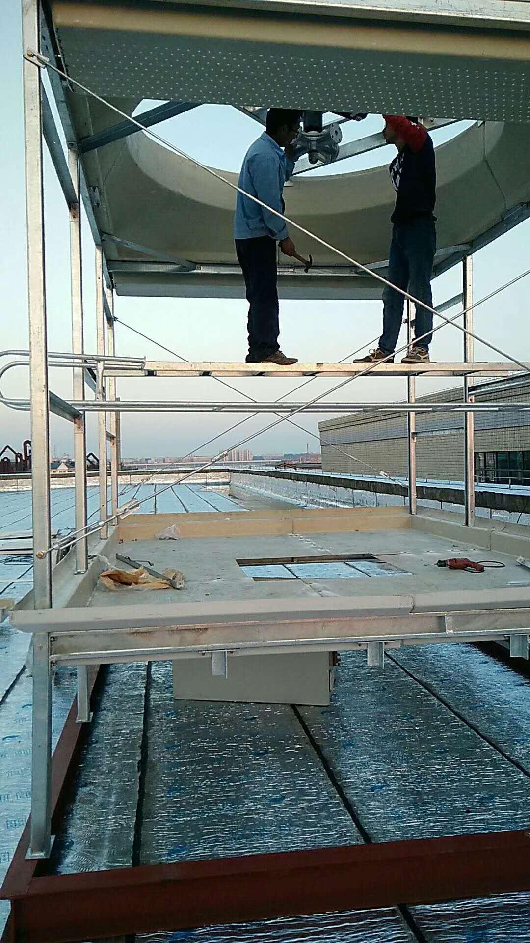 屯昌县横流方形冷却塔