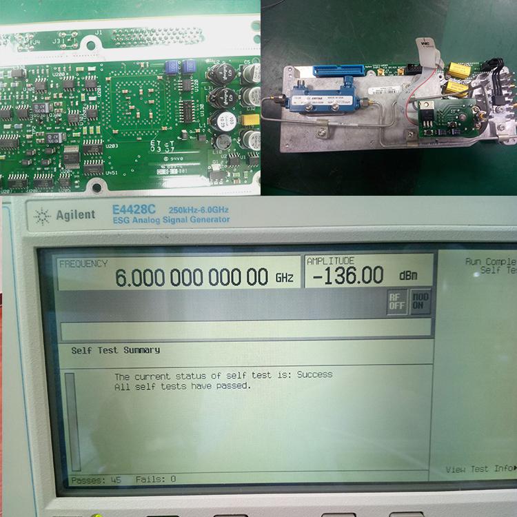 泰克TSG4106A信號源維修