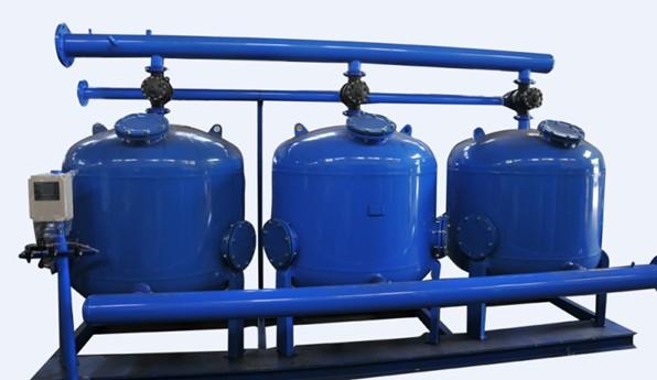 疊片自動反沖洗過濾器配置單