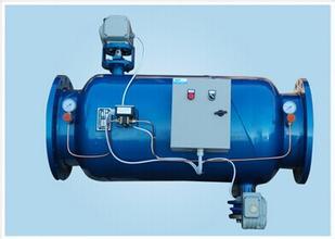 手動排污型電子水處理儀