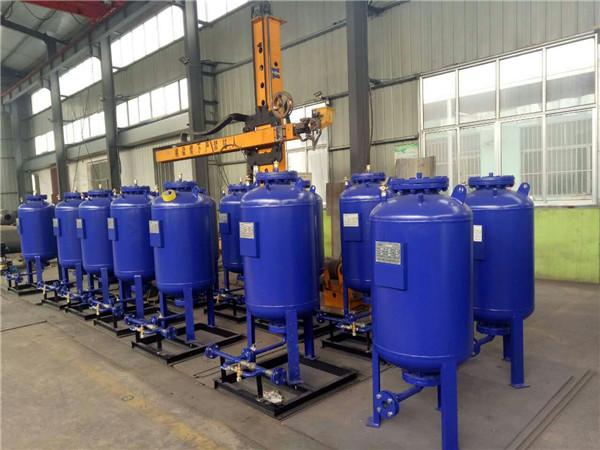 甘肅全程水處理器廠家