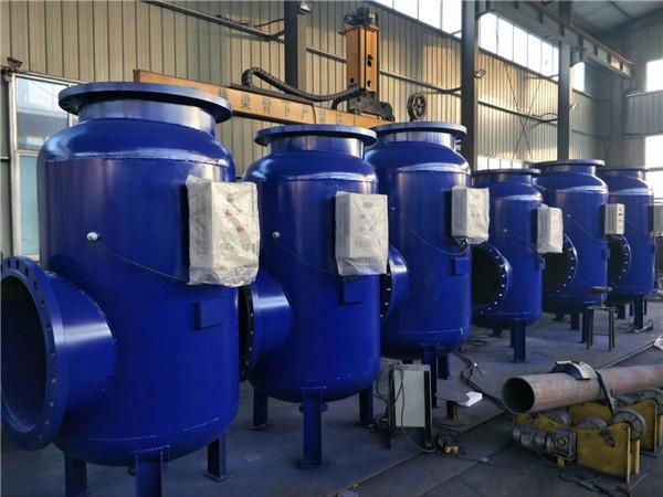 全程綜合水處理器BYJK