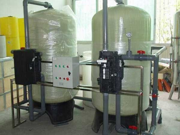 軟水過濾器