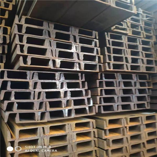 庫存英標槽鋼**型號PFC各種規格馬鋼產材質S355JR