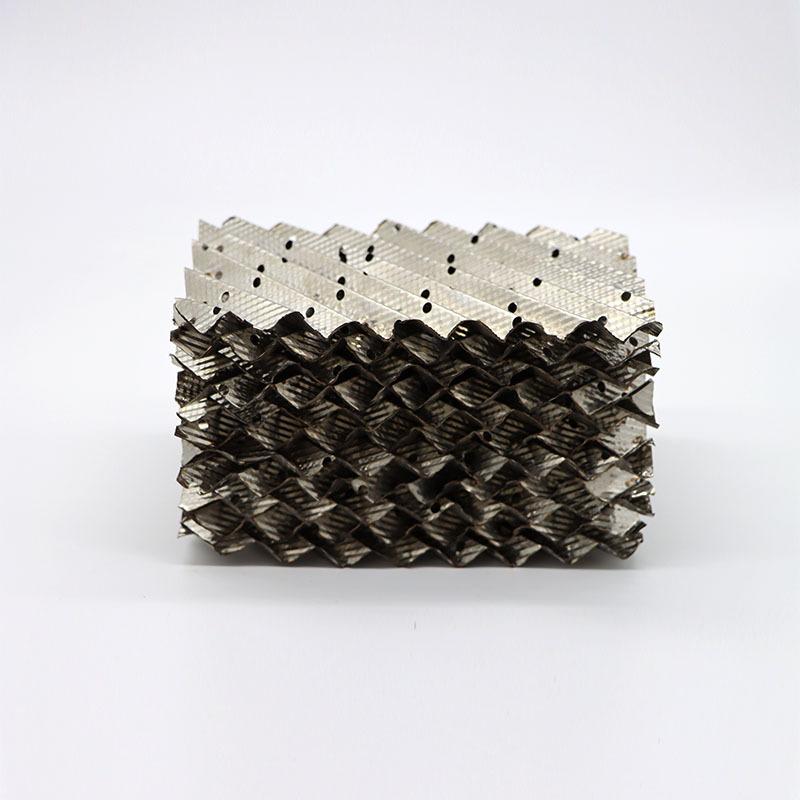 金屬絲網規整填料 304L材質