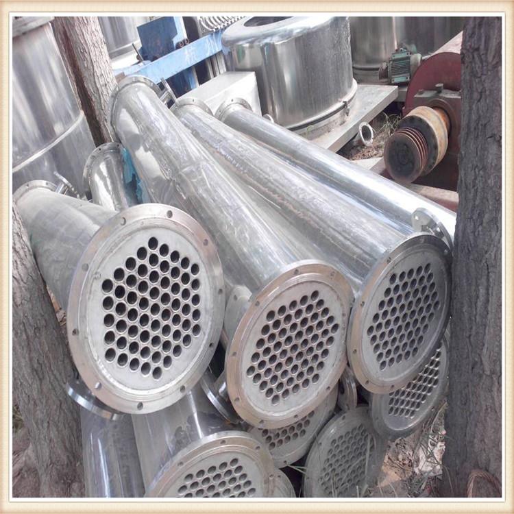 回收二手列管冷凝器 長期購銷