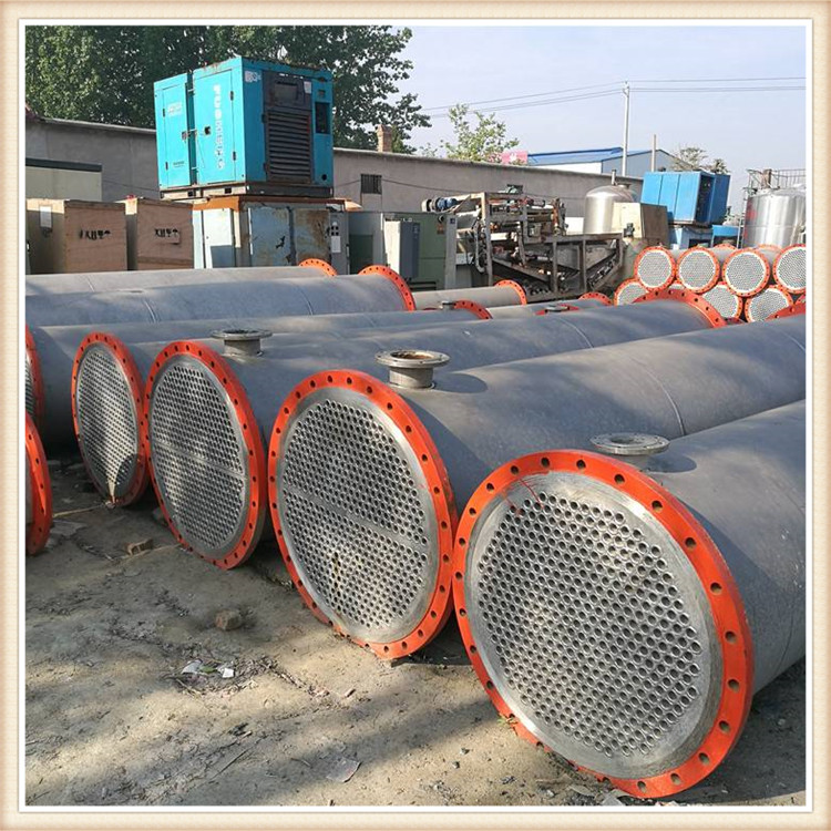 二手冷凝器銷售 二手鈦管冷凝器