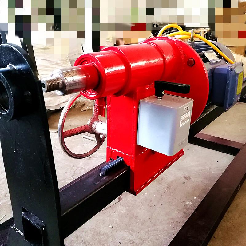 新型小型過路鉆孔水鉆 液壓式*管機械 電力水平過路打眼機 東亨電力